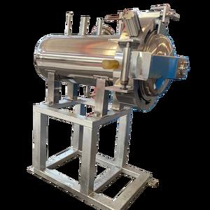 Çin'den ithal ucuz mallar küçük buhar otoklav sterilizatörü için soya ürünleri