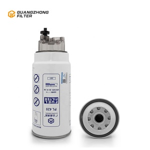공장 \ % Sale P557440 대 한 디젤 Trucks 엔진 연료 Supply System Diesel Fuel 필터 PL420
