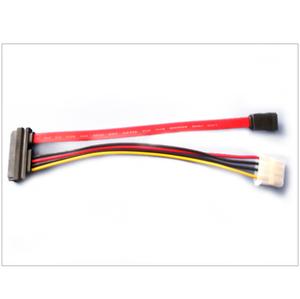 SATA 15 broches Mâle à 4 Broches Molex SATA Femelle Câble D'alimentation IDE CD DVD De Haute Qualité SATA Adaptateur Câbles