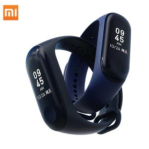Xiaomi Originale All'ingrosso 110mAh Bluetooth 4.2 Fascia di Forma Fisica Mi Band Mi3 Per Il Iphone/Andriod Telefoni