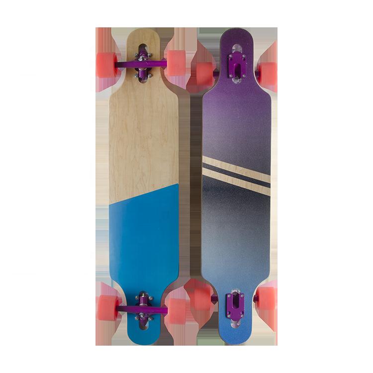 Canadian Maple Skate Long Board Longboard Completo à Venda