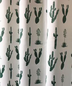 Tecido respirável à prova de luz cortina de tecido resistente aos raios uv, 100 poliéster tecido retardante de fogo