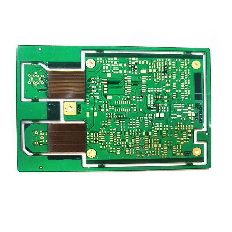 Rohs CARTE DE CIRCUIT IMPRIMÉ Communication Multicouche 4L PI FR4 Routeur Smartphone Cuivre PCB