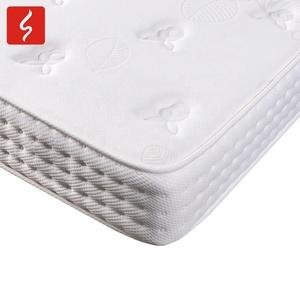 Comfort Memory Foam Queen Size Materasso a Molle Insacchettate Box