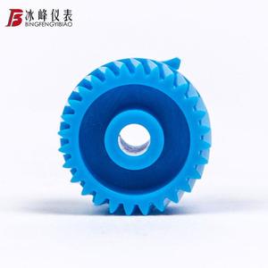Kunststoff übertragung getriebe für spielzeug, geschwindigkeitsmesser, verschiedene maschinen