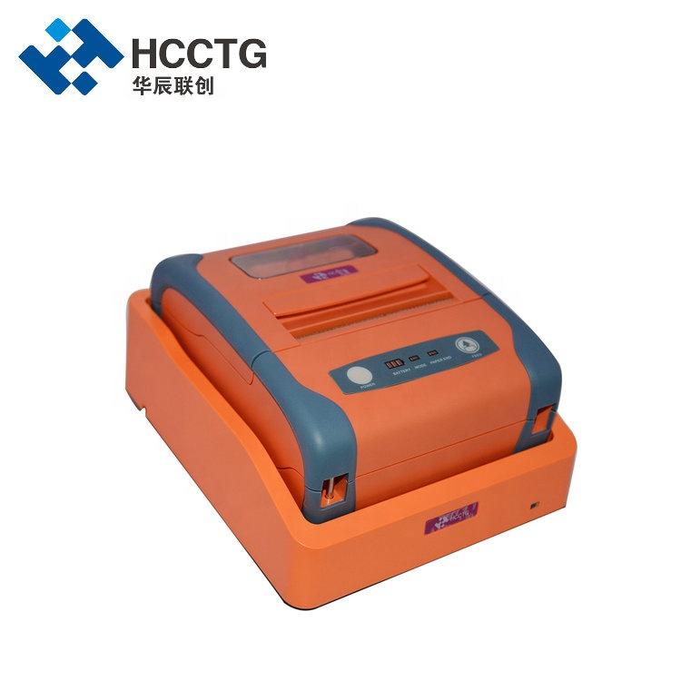 WIFI BluetoothモバイルAndroid 3インチ76mmポータブルドットマトリックスプリンターHPP-76D
