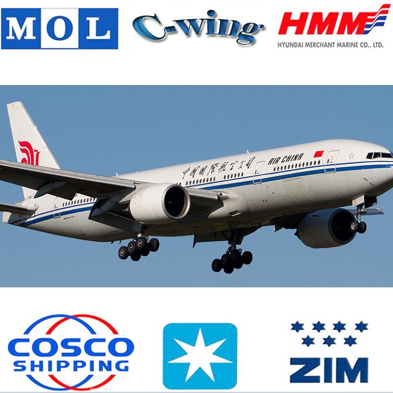 Transitaires Ebay Freight au meilleur taux de transport de la Chine à Laredo, transitaire aérien aux États-Unis