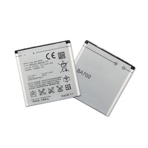 Chất Lượng Cao Thay Thế Pin BA700 Đối Với Sony ST18i MT15i MT16i MK16i MT11i 1500 MAh