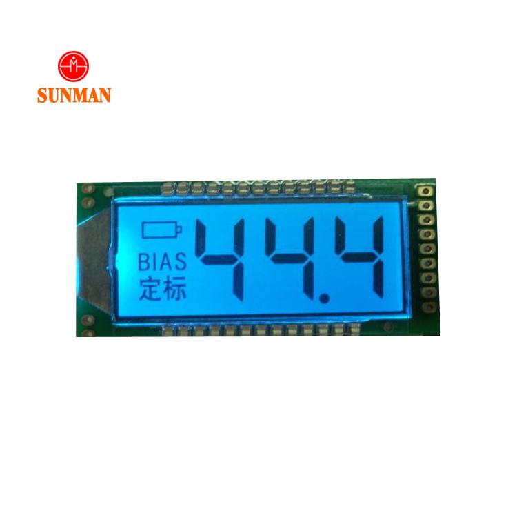Garmin ЖК-экран с цифрами 3 + 1 основанию точка + 2 приглашение