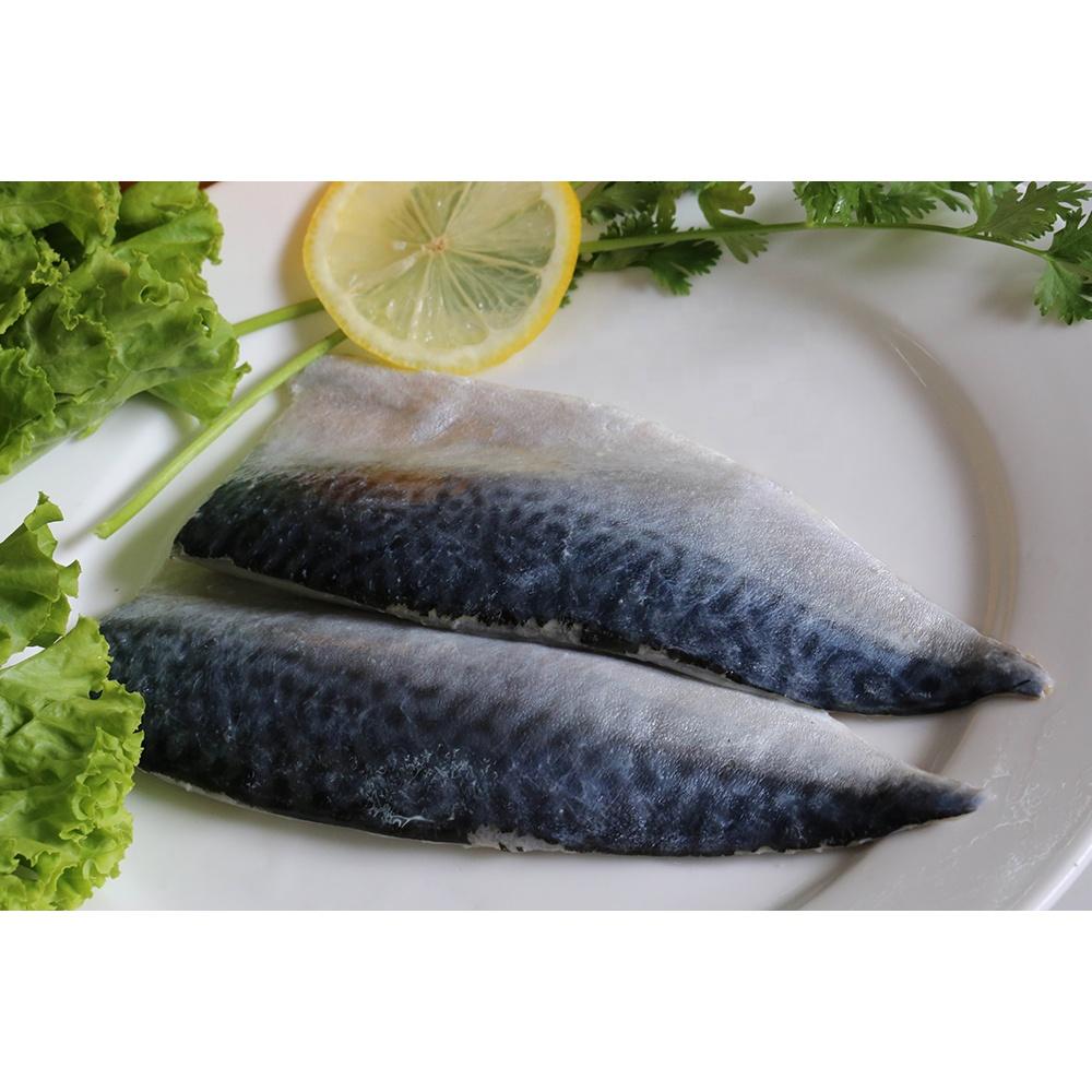 Üretim dondurulmuş <span class=keywords><strong>pasifik</strong></span> uskumrusu balık filetosu