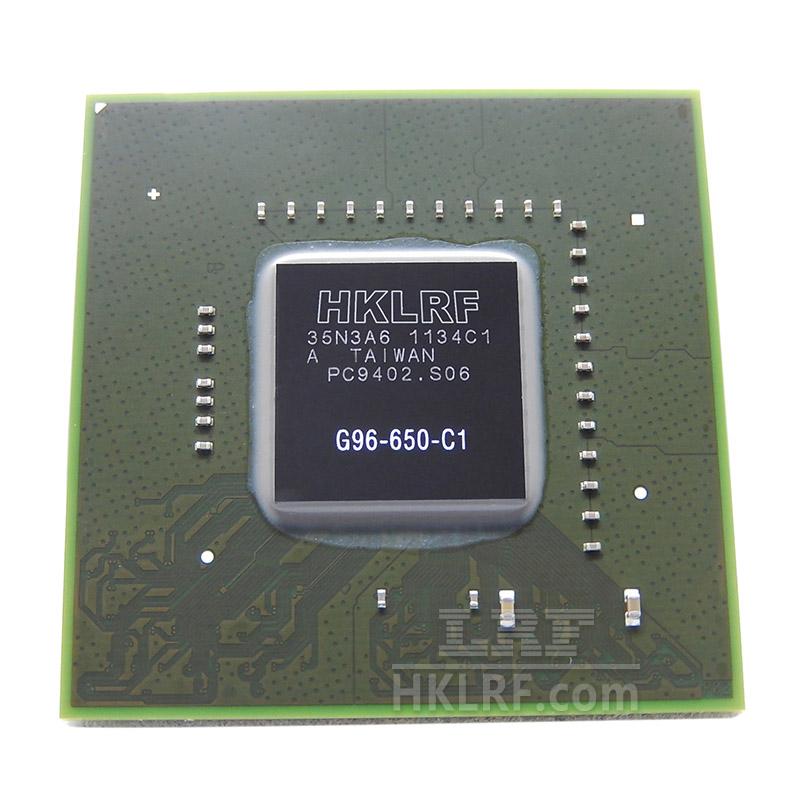 Alta calidad G96-<span class=keywords><strong>650</strong></span>-C1eletronics piezas de la computadora GPU chip de computadora tarjeta