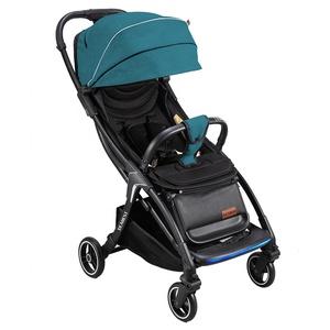 Querida A8L cochecito de bebé rápida plegable cochecito para bebé Marco de aleación de aluminio
