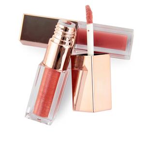 Không Thấm Nước Lâu Dài Ngọc Trai Son Bóng Hot Kim Loại Lip Gloss Pro Tạo Nên Vẻ Đẹp