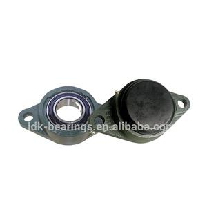 Ldk TS16949 認定 fl200 鋳造鉄 2 ボルトベアリングハウジング