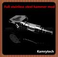 2014 caliente venta producto acero inoxidable, martillo mecánico mod, mod e-cigarrillo