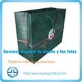 Rectángulo de empaquetado cosmético modificado para requisitos particulares de la cartulina