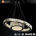 De lujo de cristal de la lámpara colgante, iluminación industrial om88175