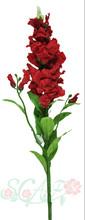 """36"""" de alta calidad falso boca de dragón spray flor de las flores artificiales"""