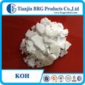 potasa caustica 90% de grado industrial (KOH) precio desde fabricante CAS No.: 1310-58-3 (hidroxido de potasio)