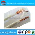 Manufactura china cable thhn thwn alambre awg 1 - awg 44 / thhn chaqueta de nylon de cable