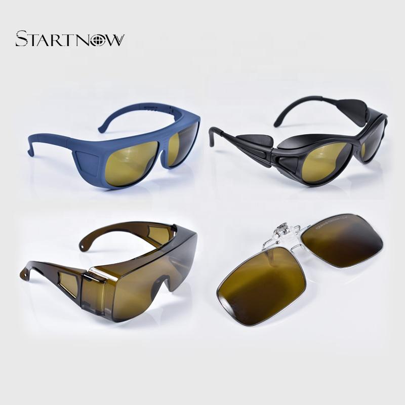 YAG волокно CO2 лазерной защитные очки Лазерной защиты глаз защитные очки
