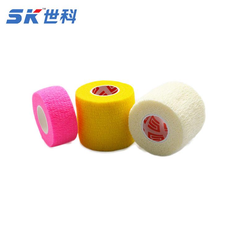 Спортсмен аксессуары цветная эластичная повязка