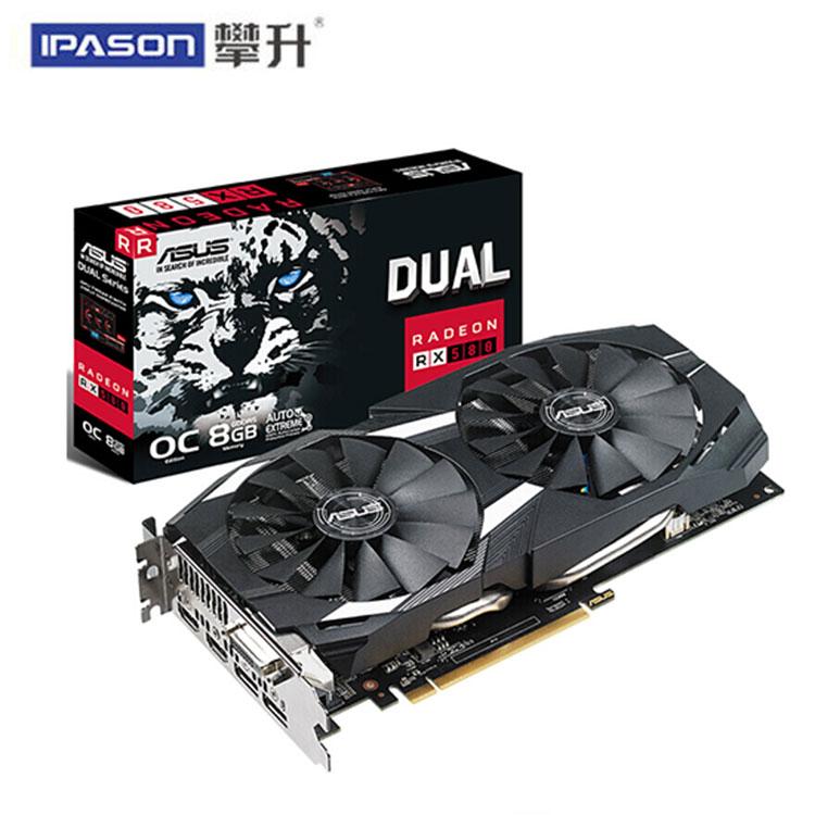 Ipason Oem Japón Ddr4 8 GB Ram Rx 480 Amd Pc Gaming Atx tarjeta de gráficos