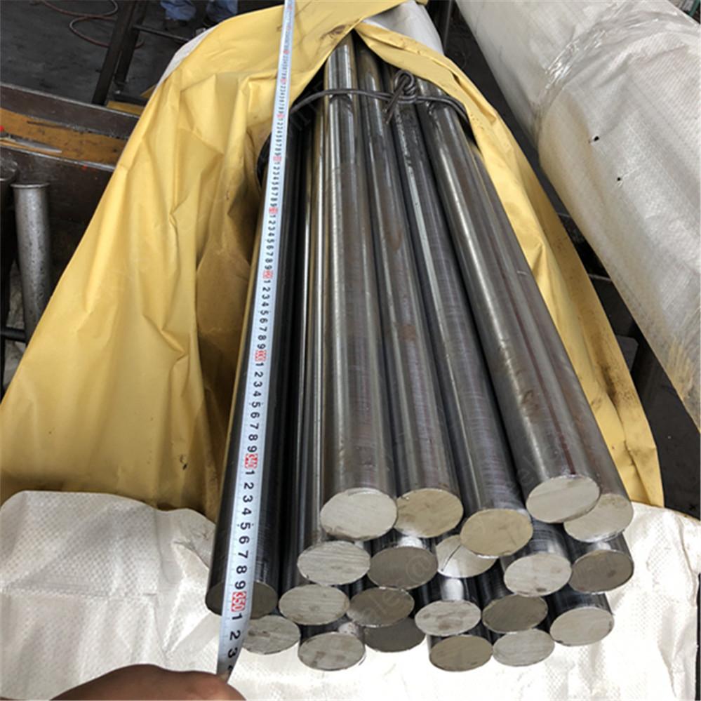 ASTM A193 Gr. B5 5% Cr B6 B6X 12% Cr الصلب جولة بار