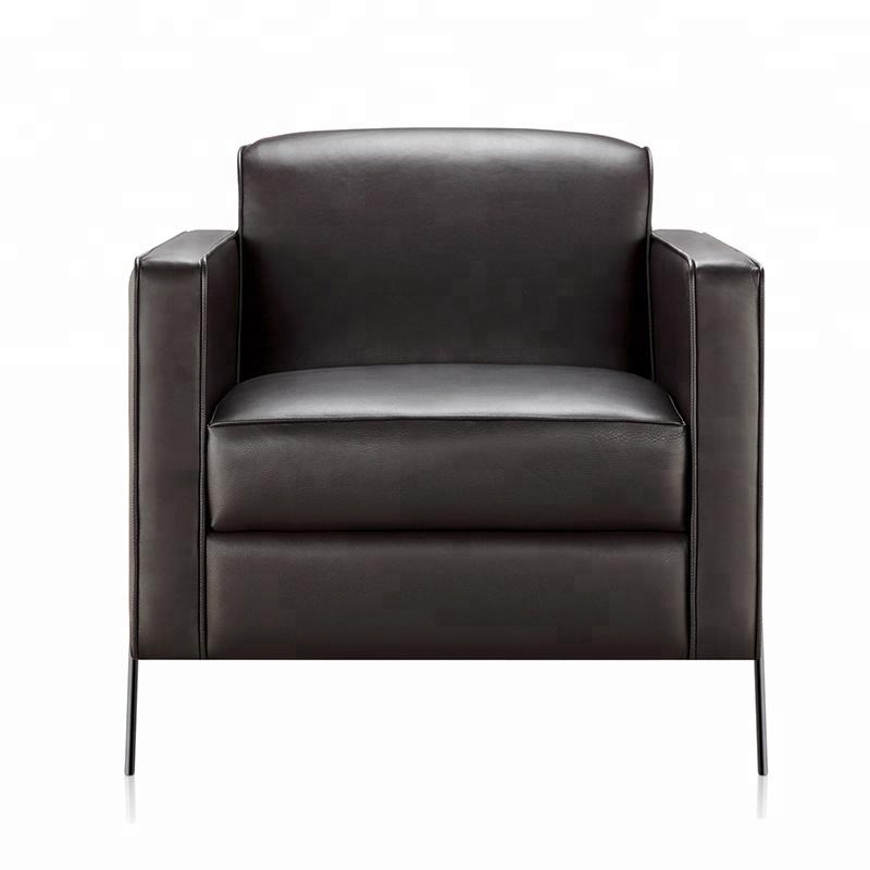 LS-040-1 Alemania WEDM rayo láser de corte de metal marco de la habitación sofá de cuero genuino tendencia fabricante de muebles
