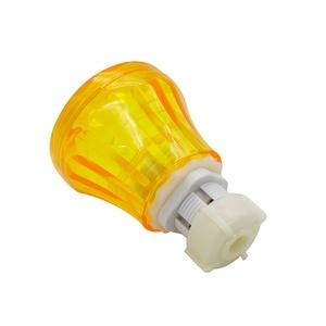 CE ROHS feria LED Turbo luz AC24V E14 360 ángulo de 60mm cabujón lámpara