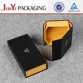 impresión kraft cuadro de papel de la invitación de almacenamiento de regalo de madera