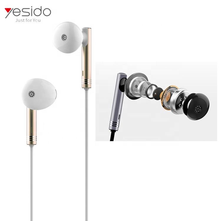 Compras de la gota ruido cancelación de 3,5mm para auriculares estéreo Hifi auriculares con micrófono