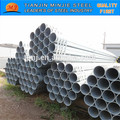 fabricante de tubos de acero galvanizado