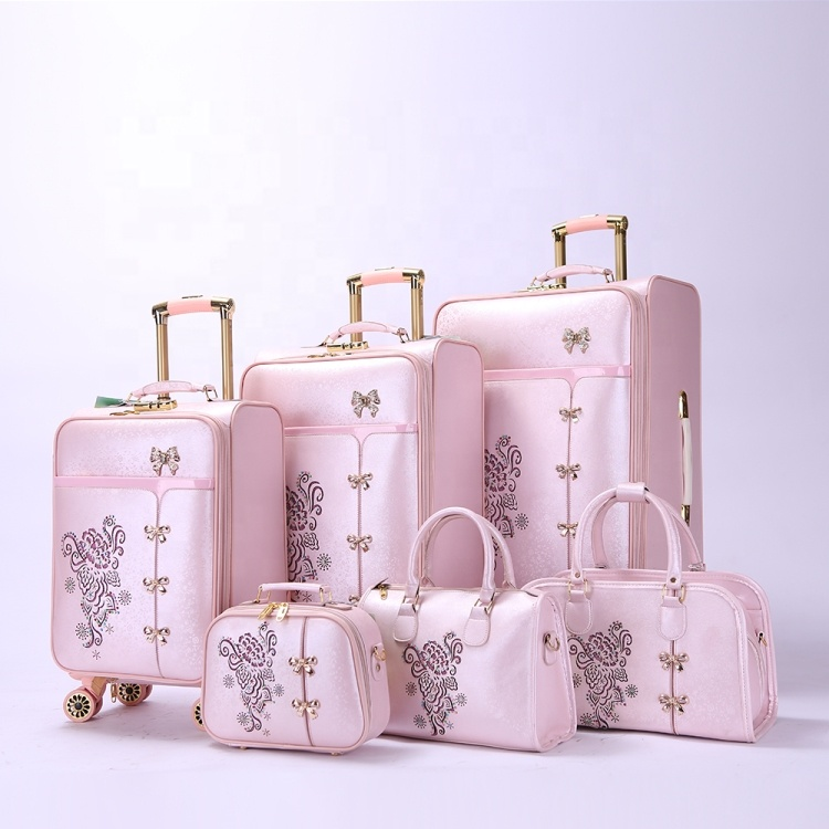 2019 puleather trollry <span class=keywords><strong>bagages</strong></span> <span class=keywords><strong>ambre</strong></span> <span class=keywords><strong>bagages</strong></span> rose accessoires <span class=keywords><strong>bagages</strong></span>