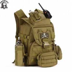 511 Sport en gros tactique militaire molle armée portable sling sac balles extensible en nylon sac à dos mochila randonnée