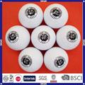 durable bola de golf logo personalizado