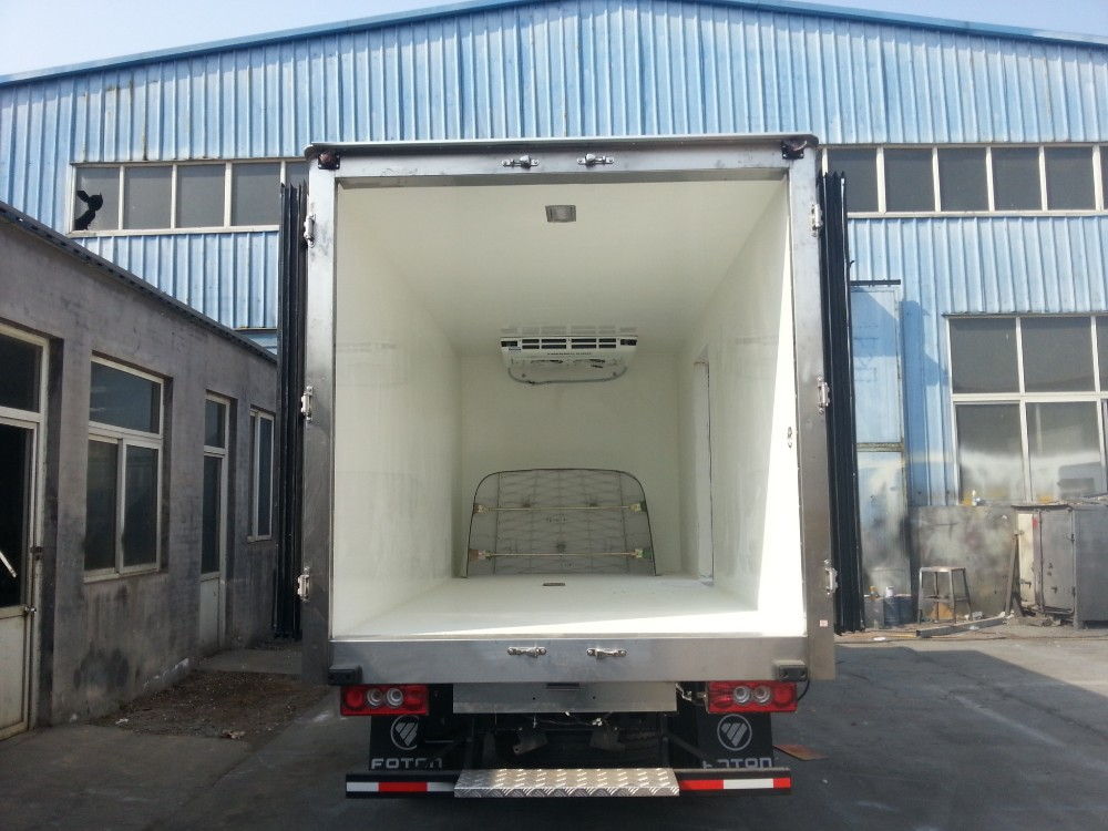 2015 Hot Sell 20feet Cold Refrigerated Truck Box,Dongfeng ...