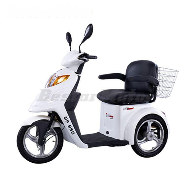 EEC утвержден E-bike эксперт Вт 800 Вт Электрический скутер