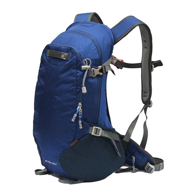 Yüksek kaliteli özel üretim motor moto sırt çantası, genişletilebilir seyahat sırt çantası
