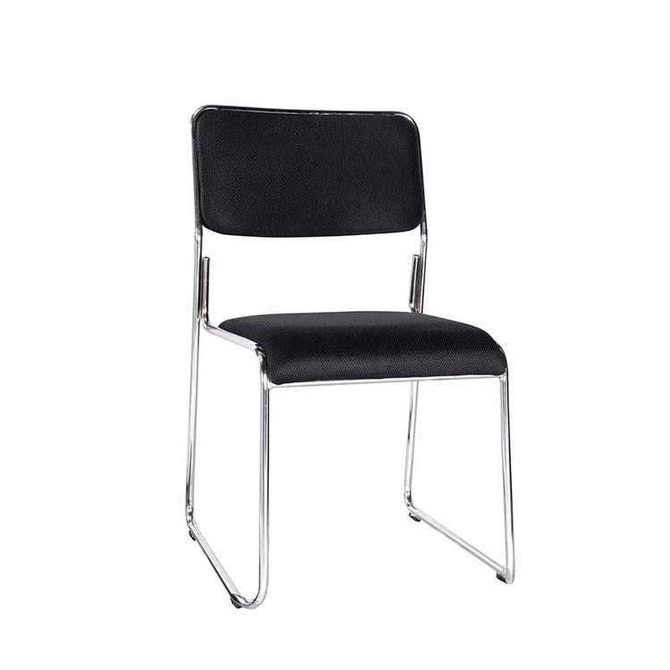 安いクレイジーハイエンド経済的な魅力的な上品なショートスタイル修正居心地アームレス事務局会議会議室椅子