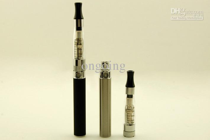 CE4+ starter kit Battery stylish vaporizer clearomizer EGO Set USB Charger Zipper Case Needle Liquid bottle