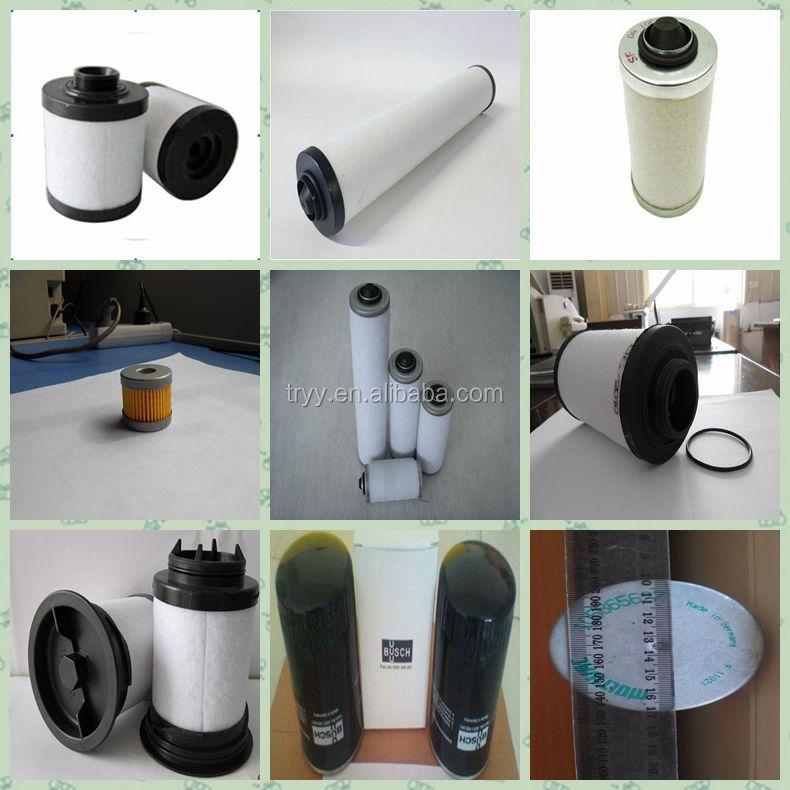 vacuum pump filter