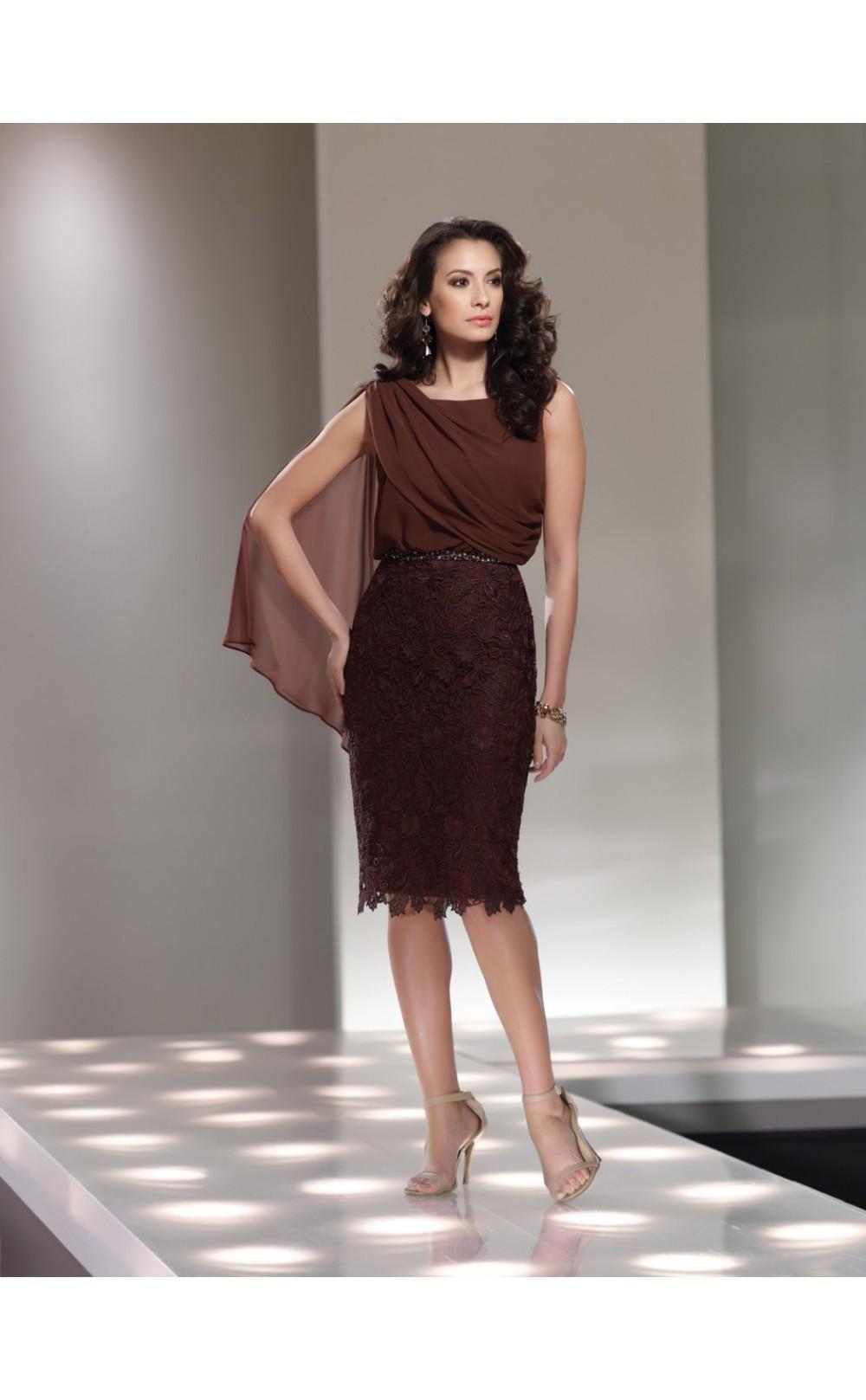 Платье для матери невесты Sash f-214841