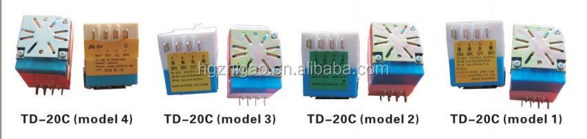 Defrost Timer (R 8008 TD-20C Samsung)