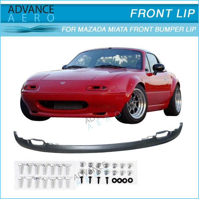 Pour 90 97 Mazda Miata Mx5 Rs Style Poly Urethane Pare