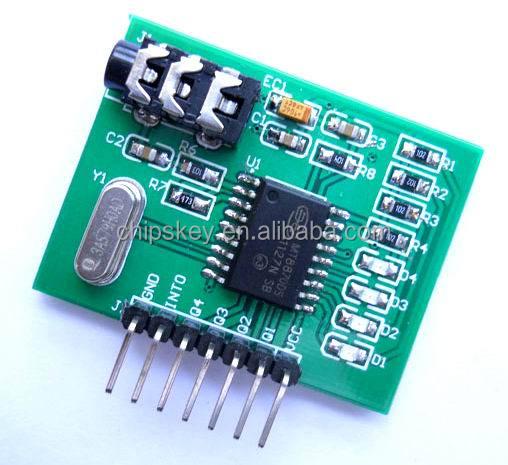 MT8870 DTMF Модуль приемника