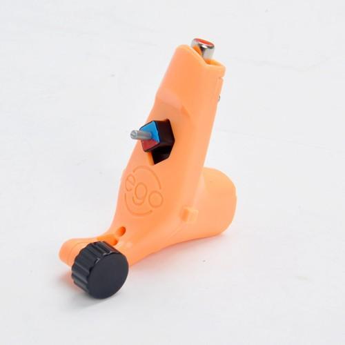 Ego-rotary-Tattoo-Motor-Machine-Gun-Liner &Shader-for-Tattoo-Kits-Supply-Free-Shipping-orange