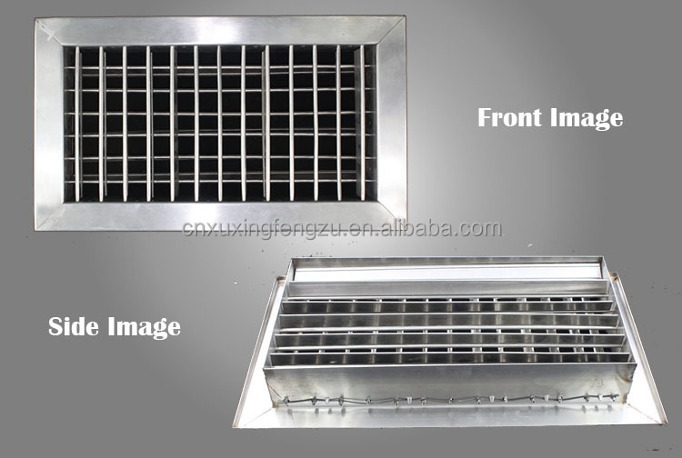 Adjustable Air Conditioning Window Grill Design Stainless