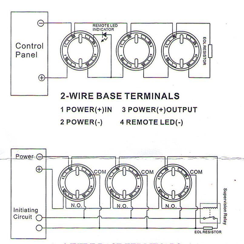 large building fire alarm conventional heat detector hx 205 buy rh alibaba com fenwal heat detector wiring diagram conventional heat detector wiring diagram