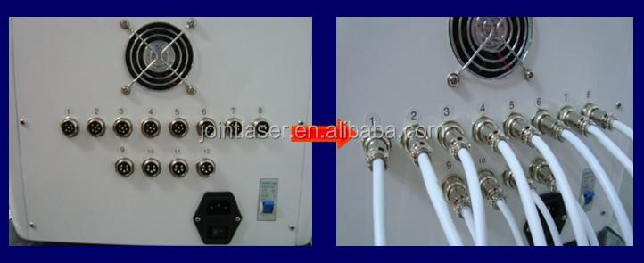Moderne De Luxe Mod 232 Le 635nm Diode Laser Lipo Minceur